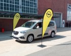 U Riselshajmu vozimo novi Opel Combo