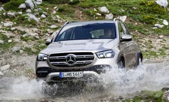Zvanična, svetska premijera: novi Mercedes GLE