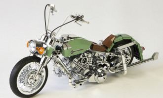 Lego motocikli