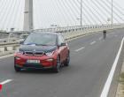 BMW i3 i ove godine predvodio Triatlon trku u Beogradu