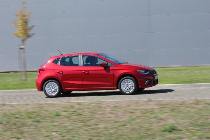 auto magazin srbija test seat ibiza 1,0 tsi style