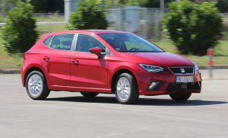 TEST: Seat Ibiza 1,0 EcoTSI Style