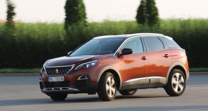 Testiramo Peugeot 3008 sa novim 1,5 dizelašem