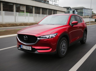 TEST: Mazda CX-5 CD184 AWD AT Revolution TOP