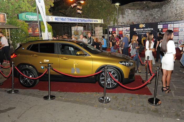 auto magazin srbija bmw niški filmski festival