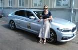 BMW zvanično vozilo 53. Niškog filmskog festivala