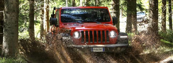 Reportaža iz Austrije sa prve vožnje: novi Jeep Wrangler JL