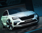 Prvi Škodin hibrid: Škoda Vision RS