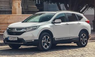 Honda CR-V Hybrid sa i bez 4×4 pogona