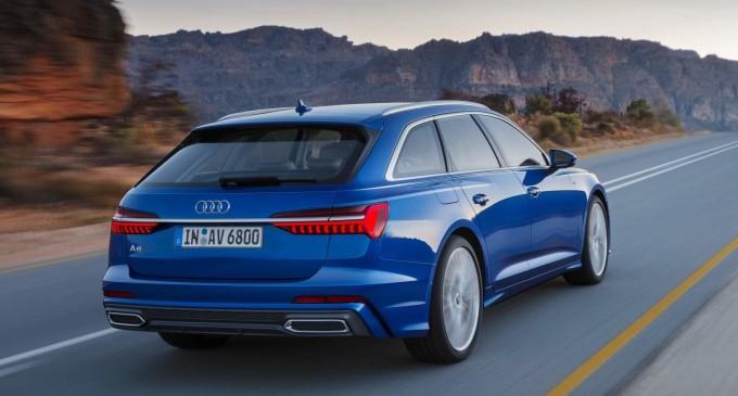 Gami se pridružuje i karavan: novi Audi A6 Avant