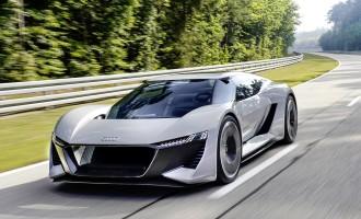 Audi R8 treće generacije imaće elektro-motor snage i do 1000 KS