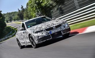 Novi BMW Serije 3 samo što nije stigao – testiranja u toku