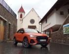 U Južnom Tirolu vozimo novi Audi Q3