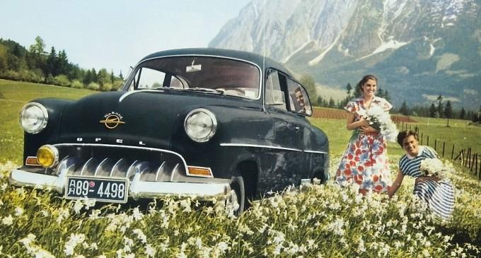 Opel proslavlja 120 godina proizvodnje automobila