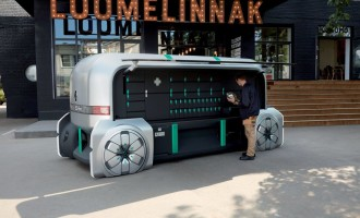 Renault EZ-PRO je vizija budućnosti dostave robe