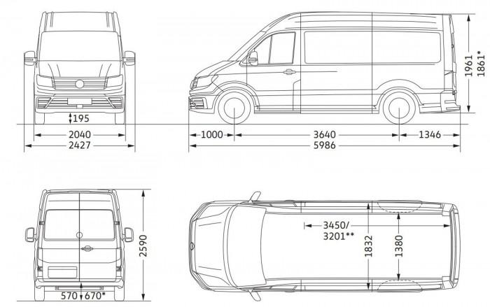 auto magazin srbija test vw krafter 2.0 tdi furgon 35 mr