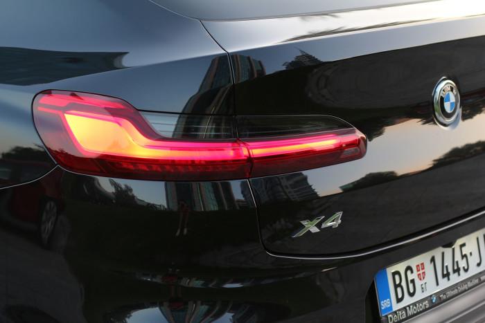auto magazin srbija test bmw x4 xdrive 20d