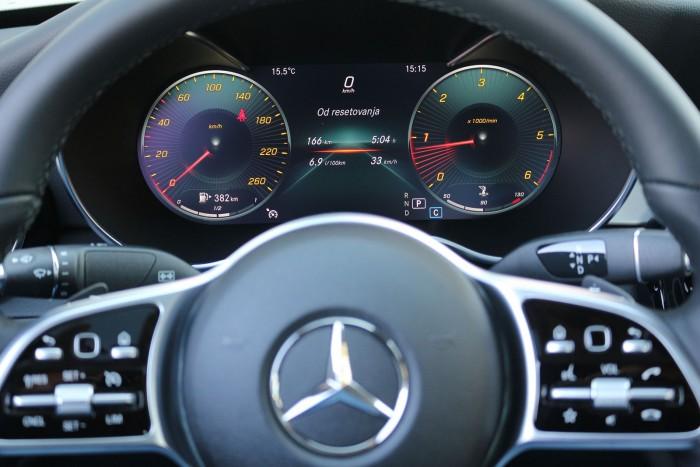 auto magazin srbija test mercedes c 220 d