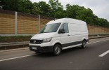 TEST: VW Crafter 2,0 TDI Furgon 35 MR