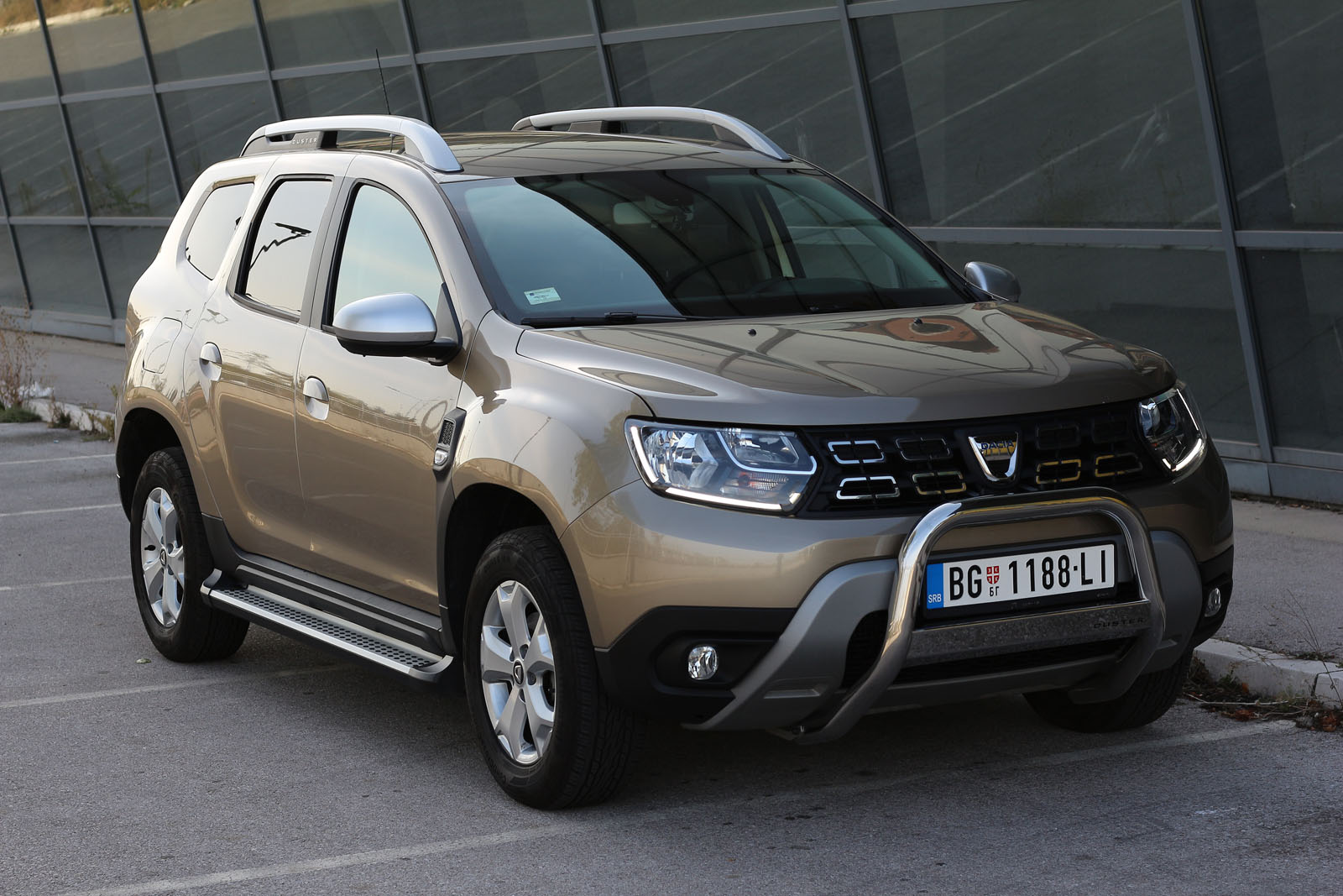 test dacia duster 1 2 tce 125 comfort auto magazin. Black Bedroom Furniture Sets. Home Design Ideas