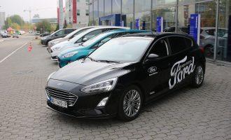 Ford servisi besplatno preuzimaju i vraćaju vozila sa servisiranja