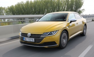 TEST: VW Arteon 2,0 TDI DSG Elegance