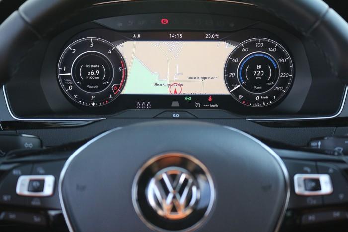 auto magazin srbija test vw arteon 2.0 tdi dsg