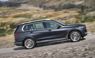 On je stigao: BMW X7 je najveći SUV model Bavaraca