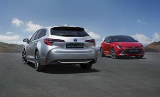 Toyota Corolla predstavljena i u karavan verziji