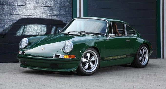 Kako od novijeg Porschea 911 napraviti stariji i bolji