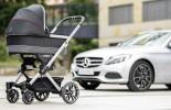 Mercedes kolica za bebe imaju AMG točkove