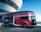 Porsche Transporter Concept pravi način za prevoz modela 935