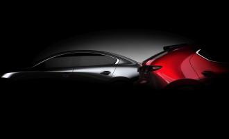 Nova Mazda 3 uskoro pod svetlima reflektora