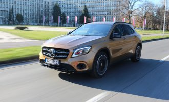 TEST: Mercedes GLA 200 d