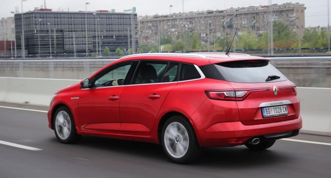 TEST: Test Renault Mégane Estate Intens Blue dCi 115