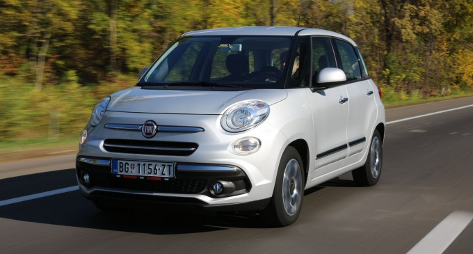 TEST: FIAT 500L 1,4 MPI Urban Pop Star