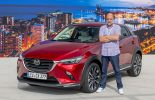 Vozili smo u Marbelji: redizajnirana Mazda CX-3