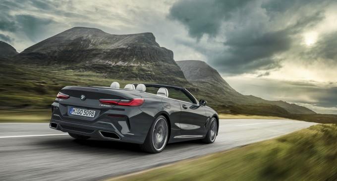Svetska premijera: BMW Serije 8 kabriolet iz svih uglova