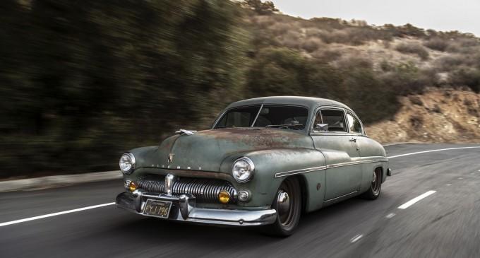 Mercury Coupe iz 1949. pogoni Teslina elektrika
