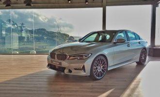 Uživo iz Portugalije: novi BMW Serije 3