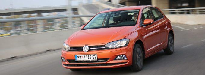 TEST: Volkswagen Polo 1,0 Comfortline