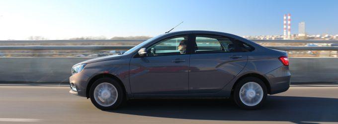 TEST: Lada Vesta 1,6 16V Lux