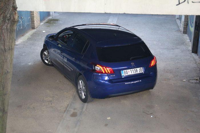 Auto magazin Srbija Test Peugeot 308 1,2 Active
