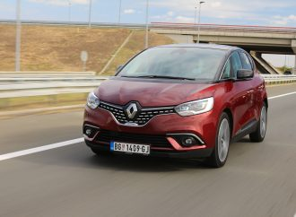 U aktuelnom izdanju AM testiramo Renault Scenic TCe160 Paris Initiale