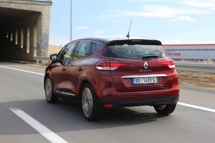 auto magazin srbija test renault scenic tce160
