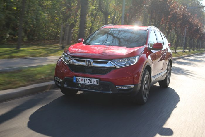 auto magazin test honda cr-v 1.5 turbo