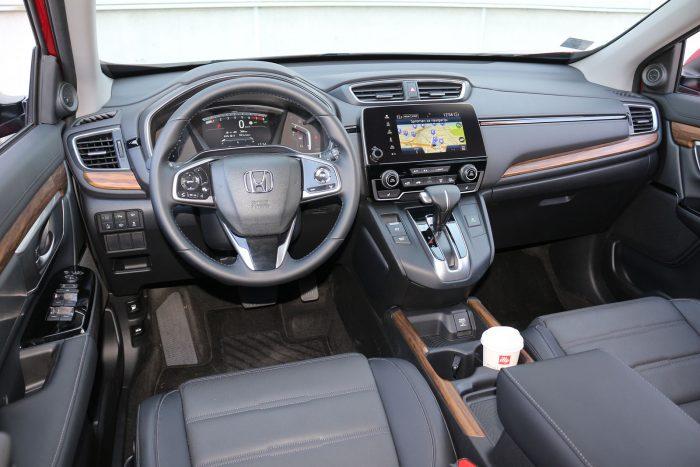 auto magazin test honda cr-v 1.5 turbo