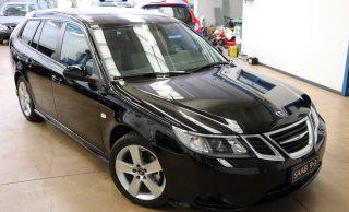Na prodaju poslednji potpuno novi Saab 9-3