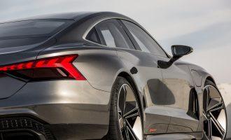 Audi e-tron GT Concept je pola Audi pola Porsche