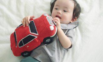 Umirite bebu zvukom Honde NSX